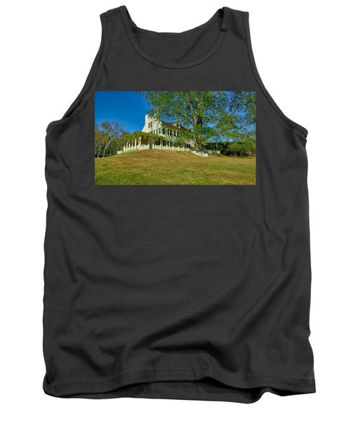 Manor House At Aspect Tank Top