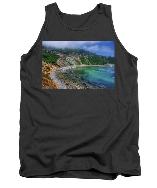 Marine Layer Over Bluff Cove Tank Top