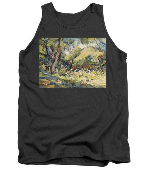 Marmari Olive Orchard Paxos Tank Top