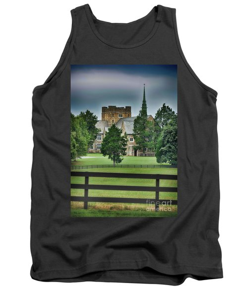 Mary Hall, Berry College Tank Top