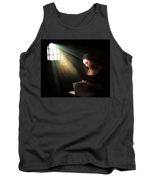 Mary, Queen Of Scots Tank Top