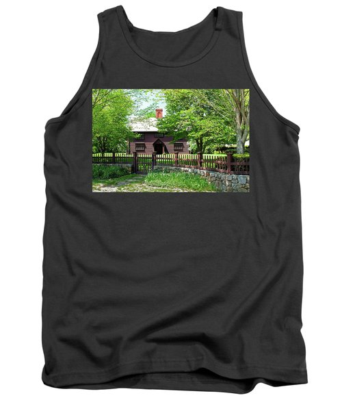 Matthew Whipple House Tank Top