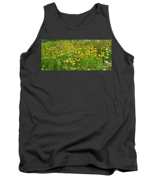 Meadow Flowers 1 Tank Top