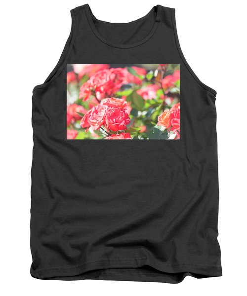 Tank Top featuring the photograph Memories Of Spring by Alex Lapidus