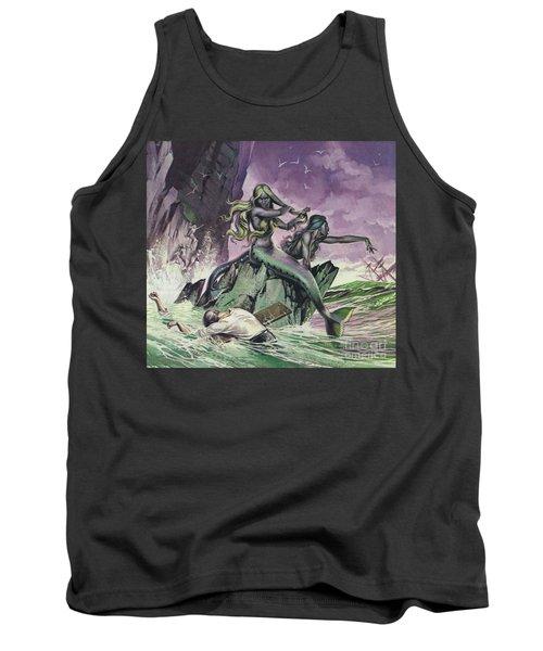 Mermaids  Tank Top