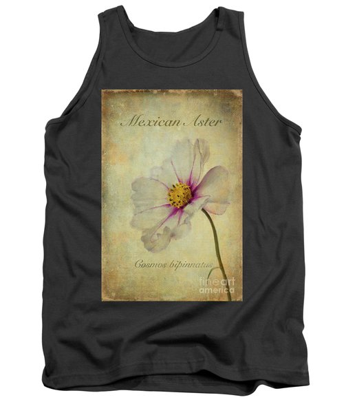 Mexican Aster Tank Top