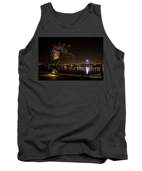 Midway Fireworks  Tank Top