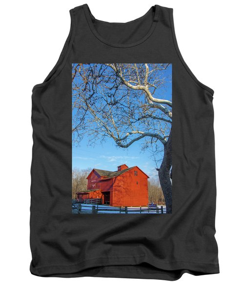 Mill And Tree Tank Top