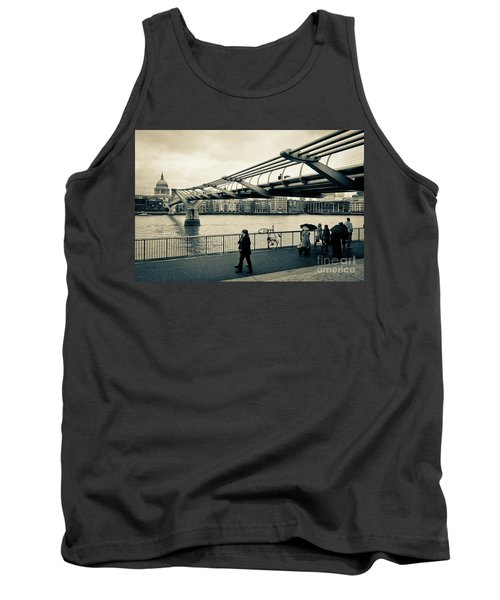 Millennium Bridge 03 Tank Top
