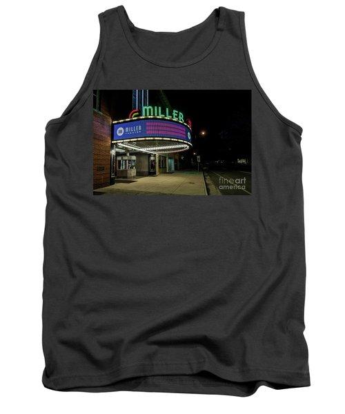 Miller Theater Augusta Ga 2 Tank Top