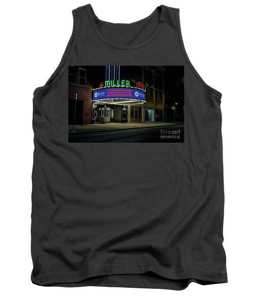 Miller Theater Augusta Ga Tank Top