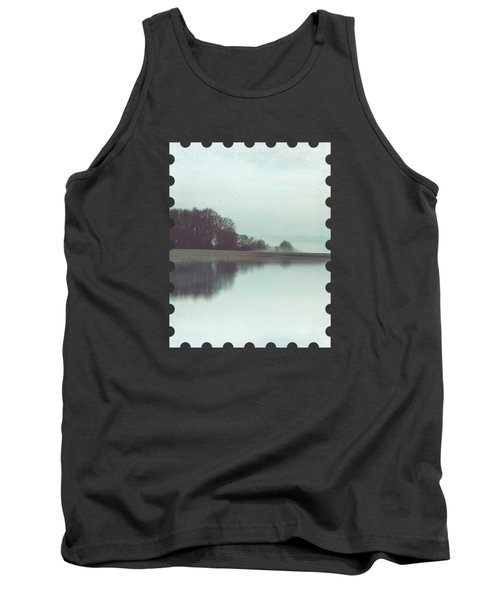 Mirror - Landscape Reflection Tank Top