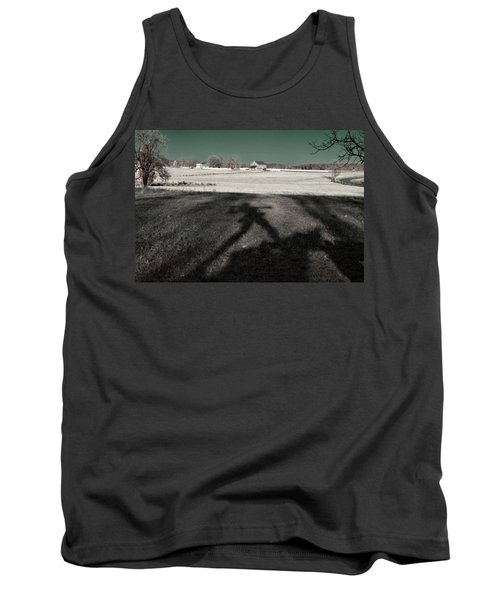 Mississippi Shadow Tank Top