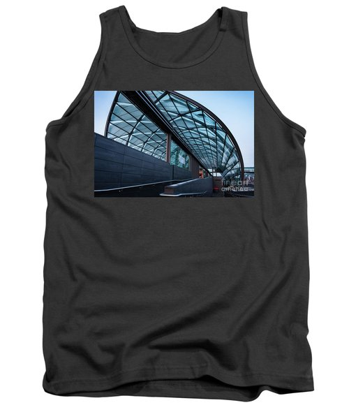 Modern Architecture Shell Tank Top