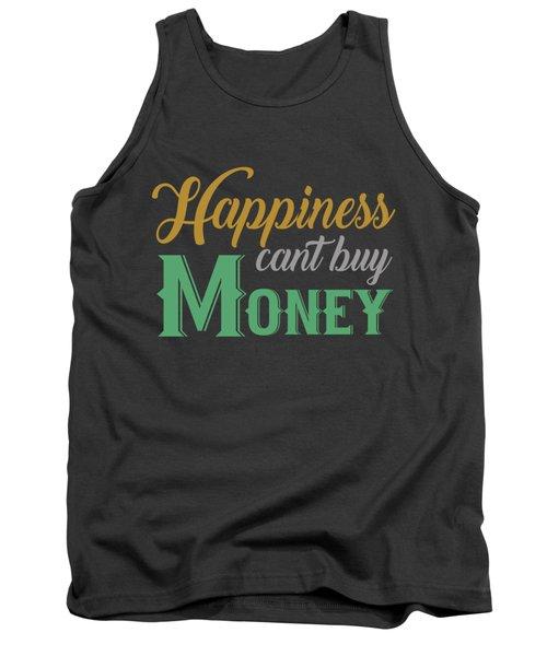 Money Happiness Tank Top