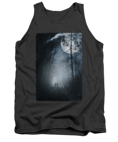 Moon Walkers Tank Top