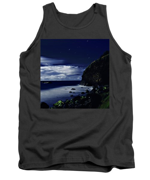 Moonlight At Argyle Tank Top
