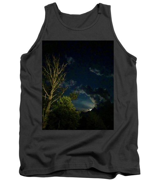 Moonlight In The Trees Tank Top