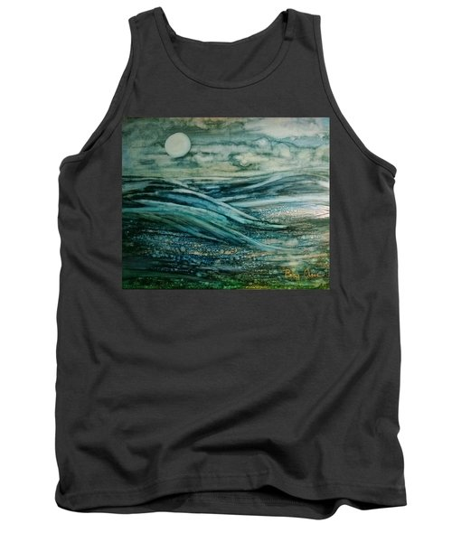 Moonlit Storm Tank Top
