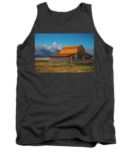 Mormons Barn 3779 Tank Top
