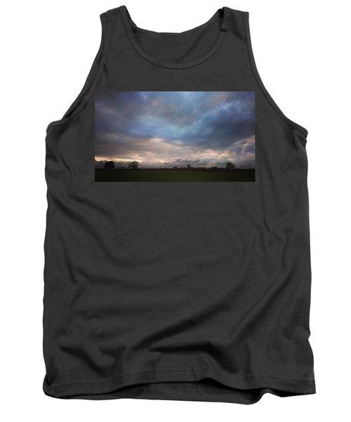 Morning Clouds Tank Top