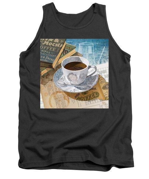 Morning Coffee Tank Top