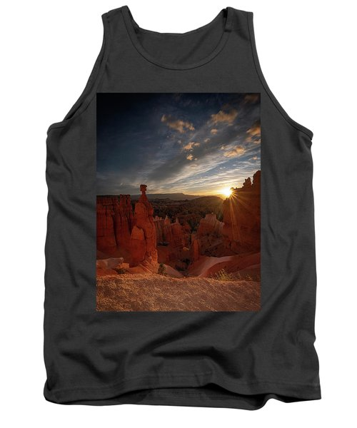 Tank Top featuring the photograph Morning Kiss by Edgars Erglis