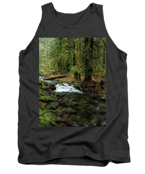 Mossy Cascade Tank Top