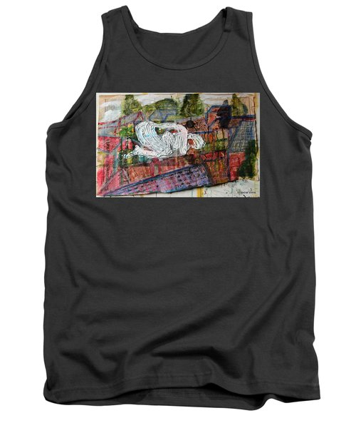 Mother Money Hibernates To The Detriment Of Us All Tank Top