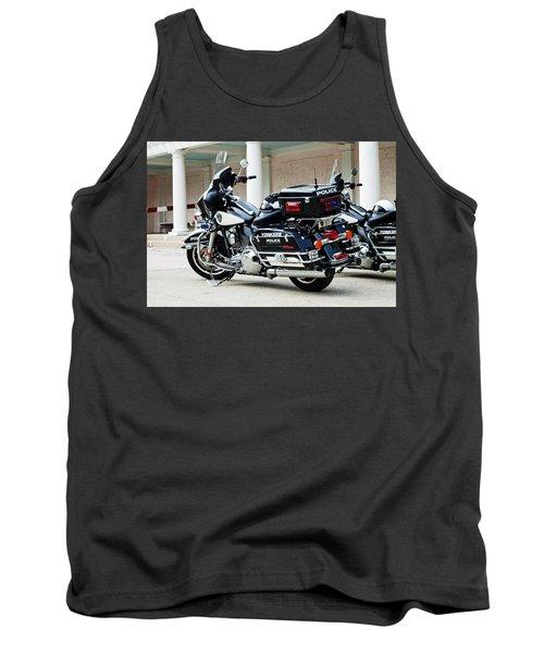 Motorcycle Cruiser Tank Top