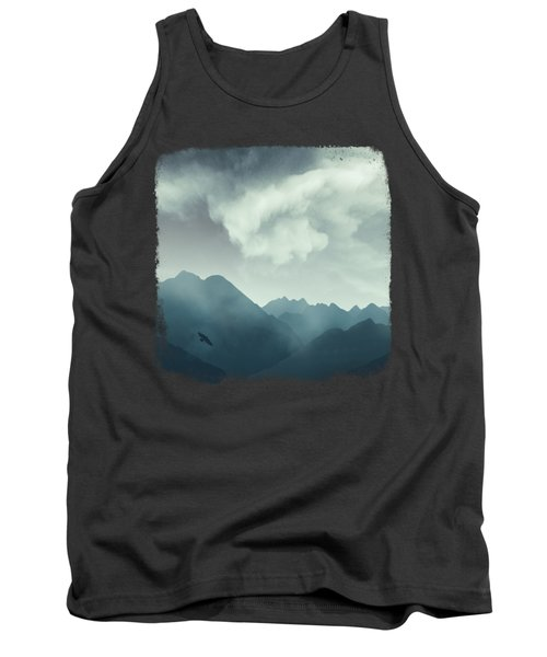 Mountain Shapes Tank Top