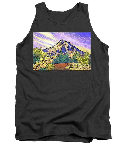 Mt. Hood Brilliance Tank Top