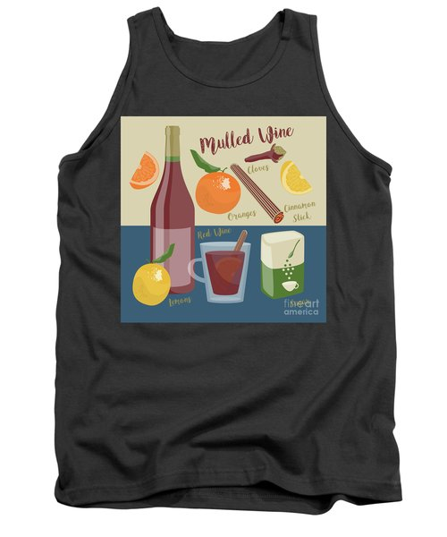 Mulled Wine Tank Top