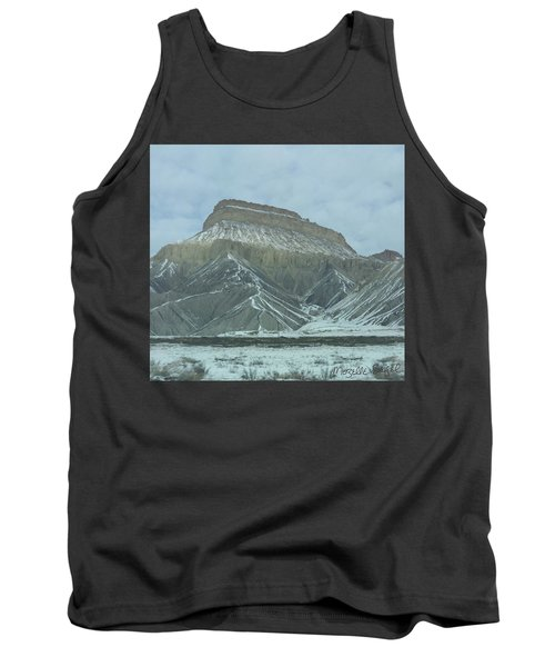 Multi-level Mountains Tank Top