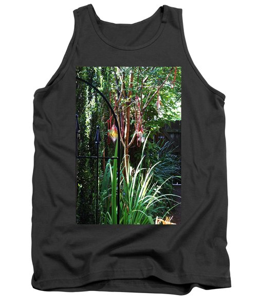 Mystery Fence Tank Top