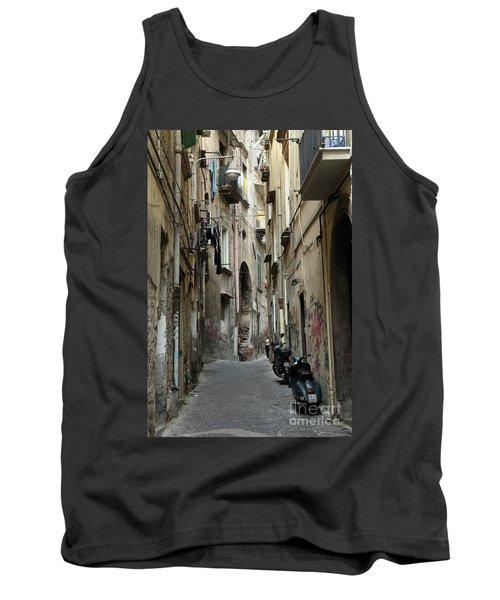Naples Street Tank Top