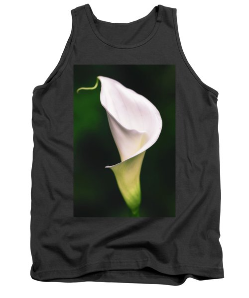 Tank Top featuring the photograph Natural Grace by Laura Roberts