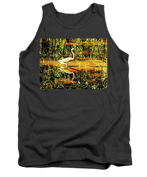 Nature's Mirror Tank Top