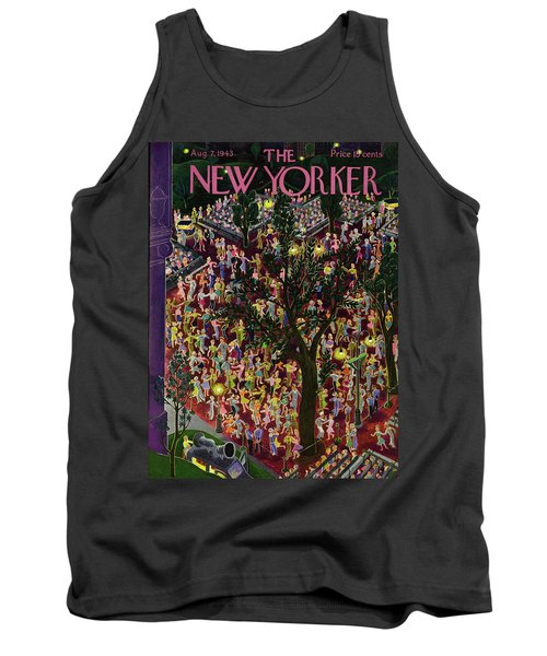 New Yorker August 7th 1943 Tank Top