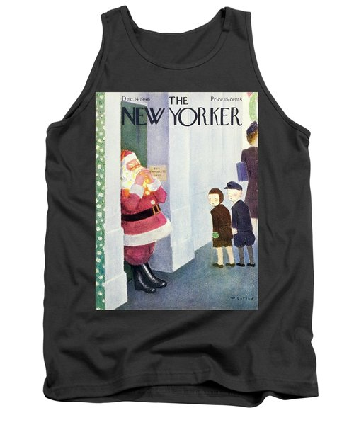New Yorker December 14th 1946 Tank Top