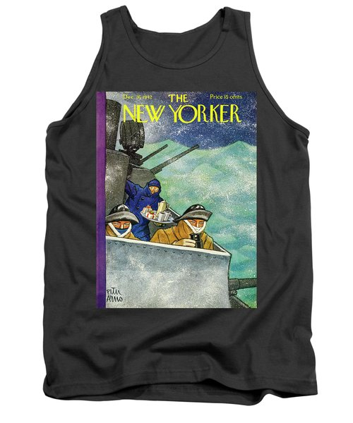 New Yorker December 26th 1942 Tank Top