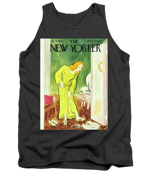New Yorker January 26th 1946 Tank Top