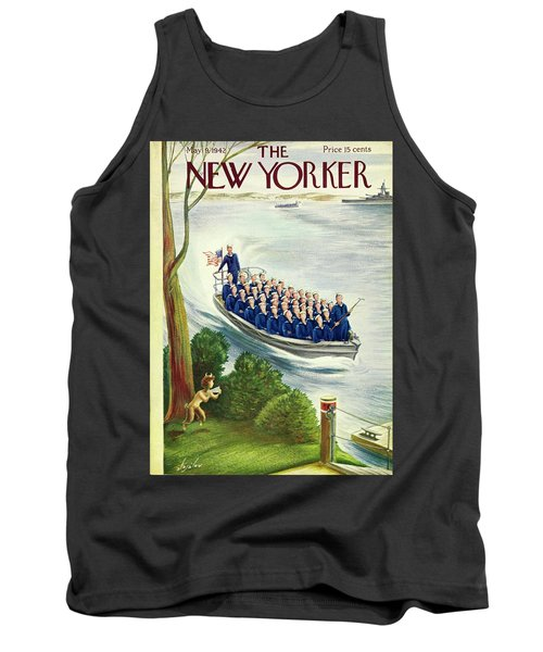 New Yorker May 9th 1942 Tank Top