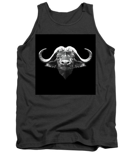 Night Buffalo Tank Top