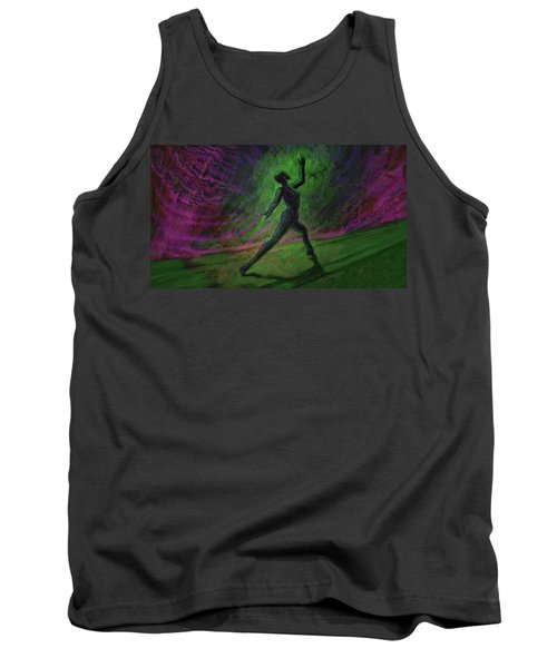 Obscured Dance Tank Top