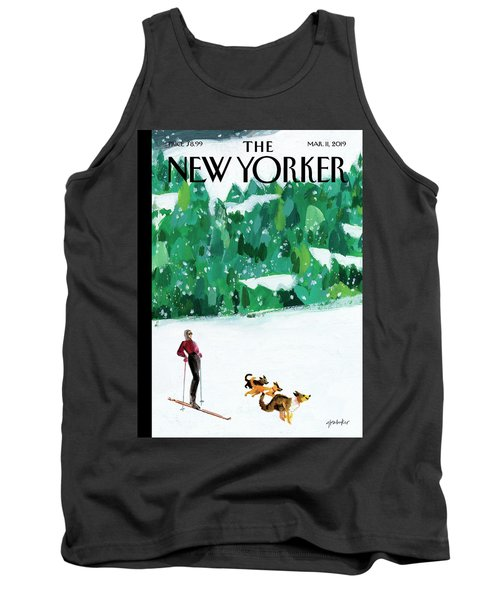 Off The Path Tank Top