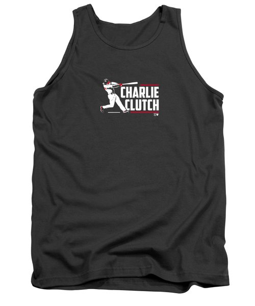 Officially Licensed Charlie Culberson Shirt - Charlie Clutch Tank Top