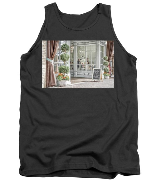 Old Days Tank Top