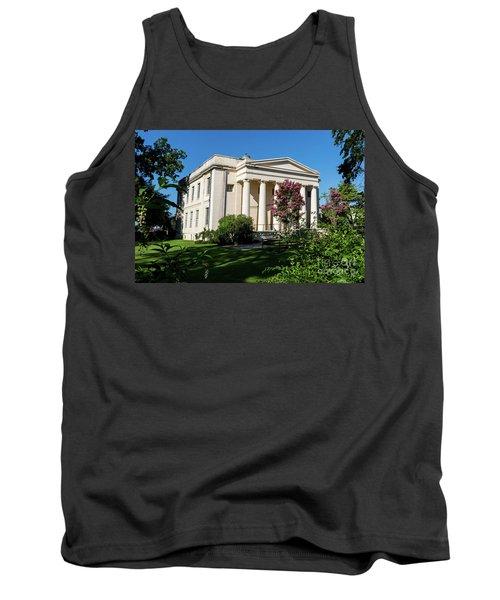Old Medical College - Augusta Ga Tank Top