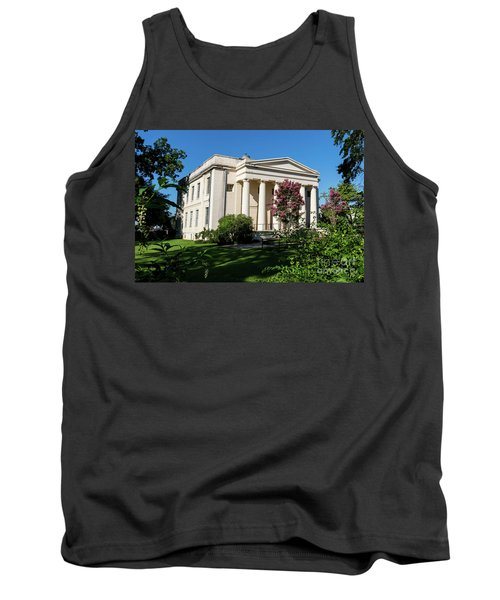 Old Medical College - Augusta Ga Tank Top